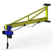 5 ton capacity wall mounted jib crane