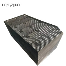 1330x2850mm Crossflow Hanging Cooling Tower Fill Media