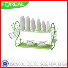 2016 New Model Colorful Powder Coating Kitchen Rack