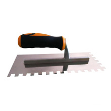 Plastic Trowel Professional construction stainless steel Plaster Notched Trowel