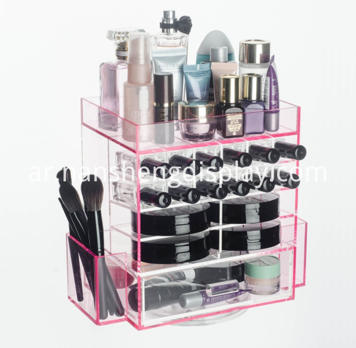 360 Degrees Spinning Organizer