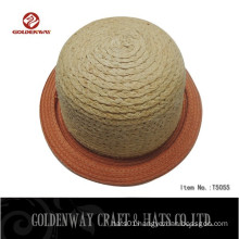 High Quality Raffia Straw Party Hat For Women