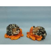 Igel-Form Keramik-Handwerk (LOE2539-C10)
