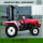Agricultural 4WD 50HP Compact Wheeled Farm Tractors