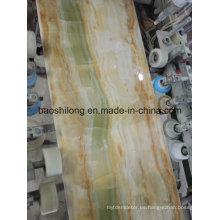 30cm Panel laminado de PVC Nuevo patrón 2016