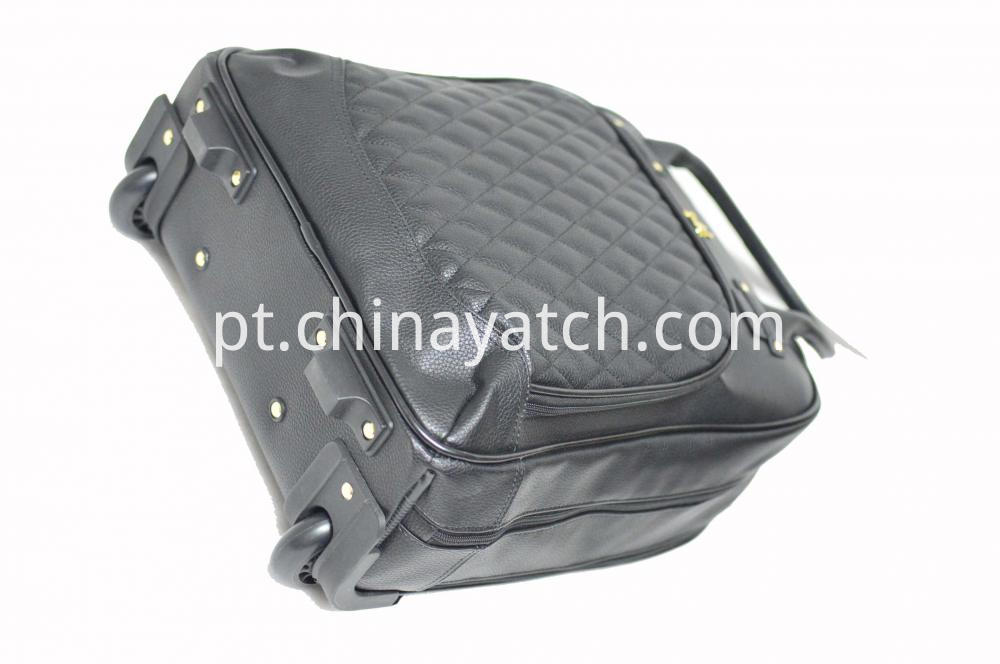 STOCK PU Luggage Carry On Weekend Bag Travel Tote Bag