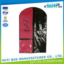 China custom foldable wholesale peva garment bag
