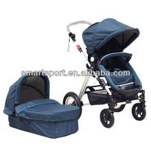 Europa Standard Baby Stroller 3-en-1