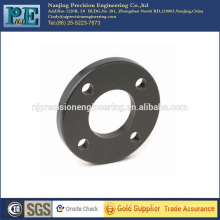 OEM high precision cnc machining pvc flange for auto parts