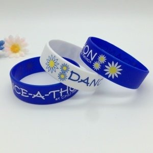 Silicon Bracelet for Customization Printing