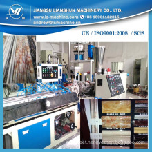 PVC Artificial Marble Stone Profile Production Line