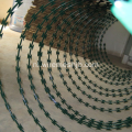 Razor Wire Fence-Single Coil Type
