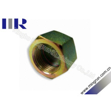 Enchufe hidráulico métrico de rosca hembra de alta calidad (9E)
