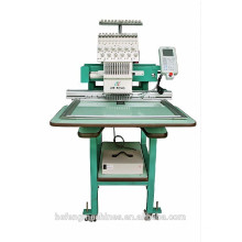 pro Computer 9 Colors One head Domestic Cap Embroidery Machine / Equipment