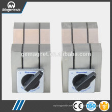 Bottom price best quality welding clamping magnets n52