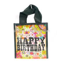 Eco-содружественные мешки подарка из rpet, рециркулированный любимчик сумки