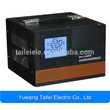 home voltage stabilizer servo motor type highe effeciency