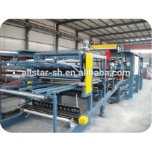 Customized fully automatic eps sandwich panel machine