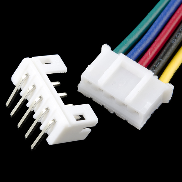 Jst 5 Pin Cable