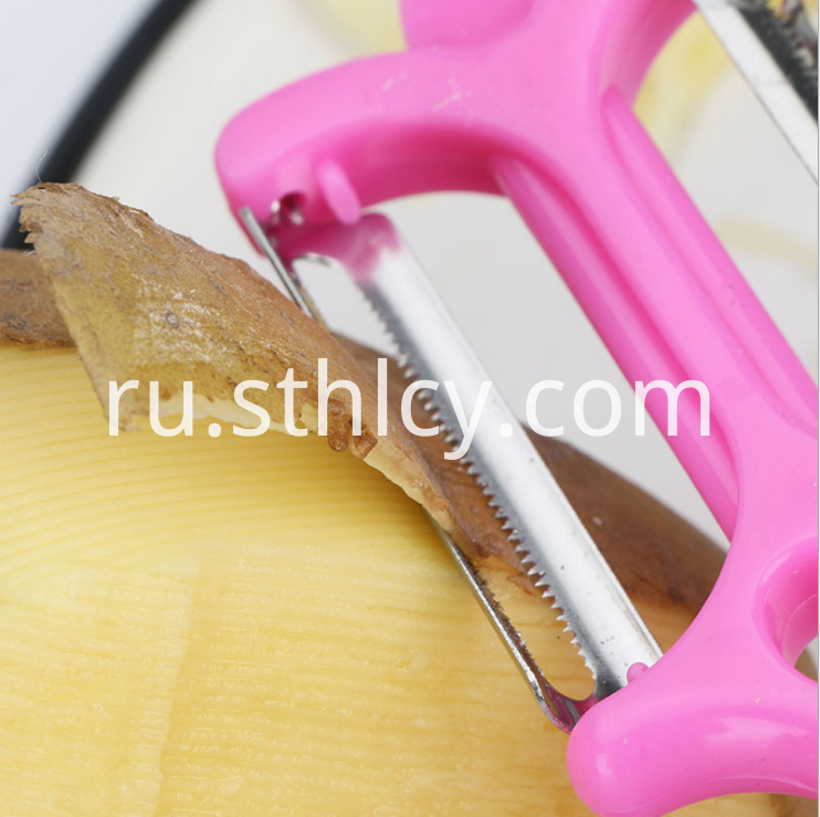 Stainless Steel Vegetable Peeler3