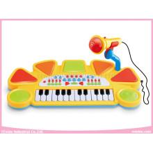 Organe musical de jouets musicaux avec microphone