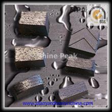 Lâmina de diamante de segmento de granito