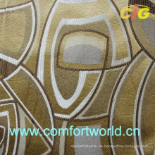 100% Polyester Jacquard Sofa Stoff (SHSF04190)