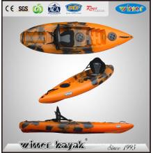 1 Paddlers (Max) Plástico individual barato se sienta en el Kayak superior para el adulto y el niño
