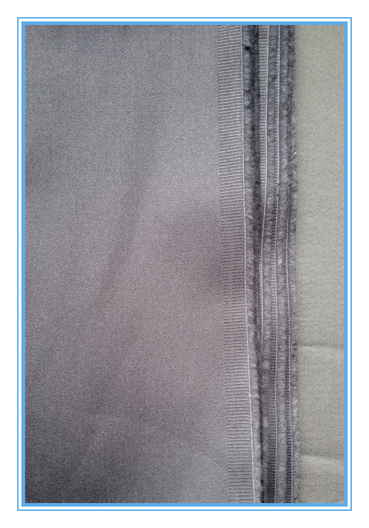 Superior 100 Cotton Dyed Twill Fabric 60/2*60/2 180Gsm