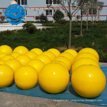 Marine High Elastomer Polyethylene Floating Buoy