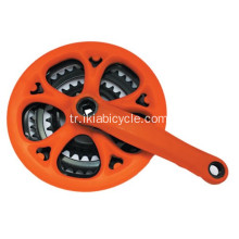 Black Color Chainwheel Crank Set
