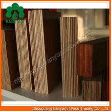 19/21 Ply 28mm 100% Keruing envase madera contrachapada para suelo de contenedores
