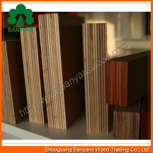 19/21 Ply 28mm 100% Keruing Container Plywood for Container Flooring