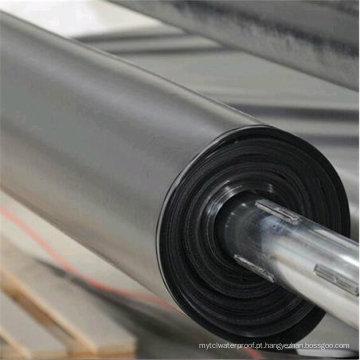 Geomembrana de alta qualidade do HDPE / forro da represa / material Waterproofing / Underlayment com ISO