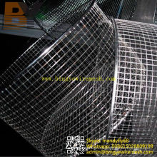 Cesta de malla de alambre de acero inoxidable