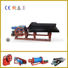 Shaking Table  Concentrate