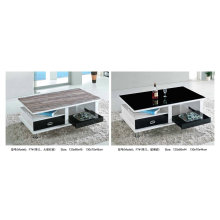 European Modern Marble Coffee Table with MDF Frame