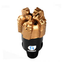 "6 5/8""rubber sealed bearing diamond pdc drill bit for sandstone drilling"