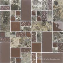 Material de construcción Azulejo de pared y suelo Naturaleza Mosaico de piedra