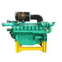 60Hz 1800rpm Googol P Serie Marine Diesel Engine 400kw-1000kw