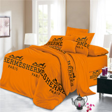 Low Cost Customized 100% Polyester Printed Sheets Fabrics