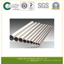 Tuyau soudé en acier inoxydable 22X0.8X11000mm