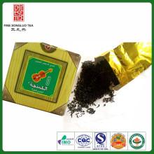 Fabricante de chá verde Chunmee leão grande