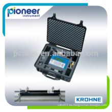 Krohne UFM600P Medidores de flujo ultrasónicos de abrazadera