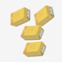 Condensador de tántalo de la venta caliente SMD Tmct02