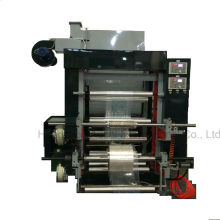 High Speed Single Color Flexographic Printing Machine (WS801-700GS)