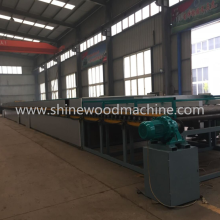 Wood Veneer Drying Machine for Plywood Production Line
