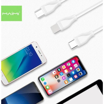 Kabel pengisi daya iphone