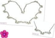 Ladies Accessory Butterfly Stainless Steel Fashion Jewelry Necklace (NC8145, NC8071)