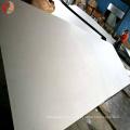 Um peso leve opções dúcteis grau 2 folhas de titânio para fabricações de corpo automotivo